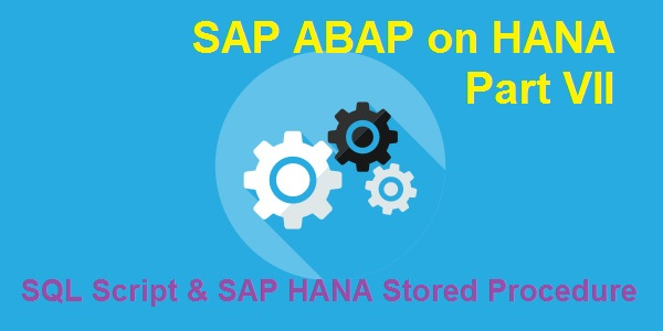Step by Step Tutorials on All Areas of SAP Technical |
