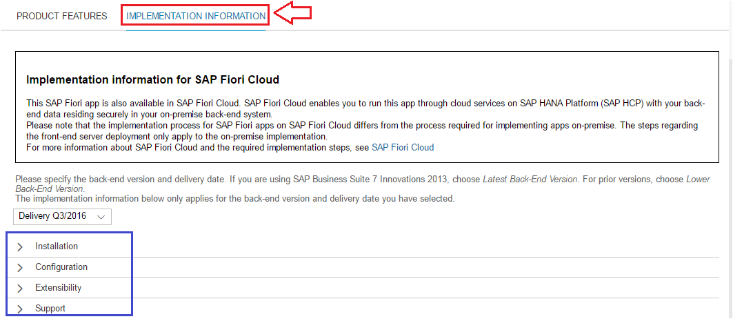 SAP Fiori Library Implementation Guide  