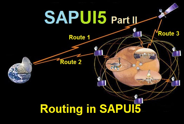Pass data in SAPUI5 Routing |