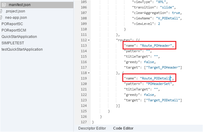 SAPUI5 Tutorial with WebIDE  Part II  Routing and Navigation