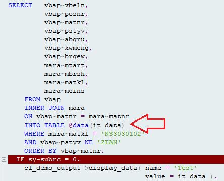 ABAP on SAP HANA: Part XVI  HANAtization |