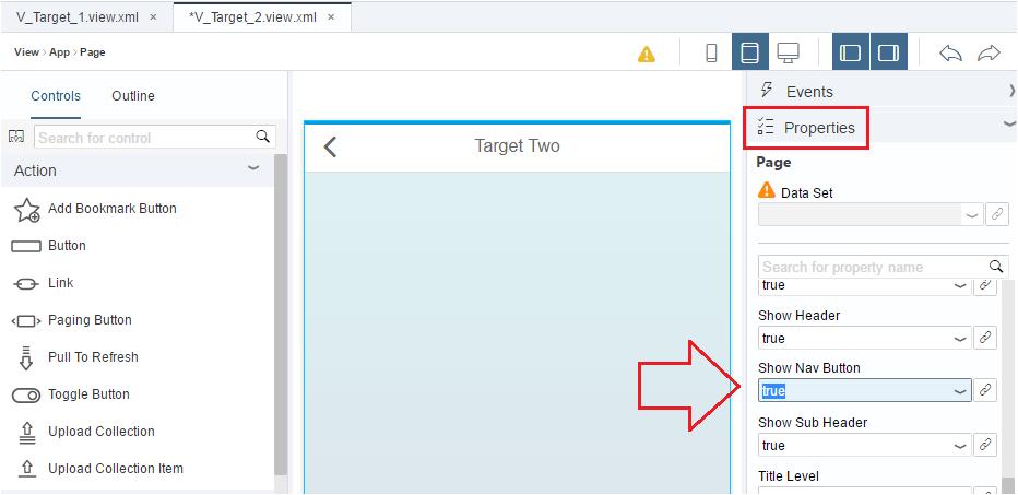 SAPUI5 Tutorial with WebIDE  Part V  Navigation in SAPUI5