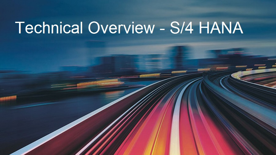 Introduction to S/4 HANA by an ABAPer |