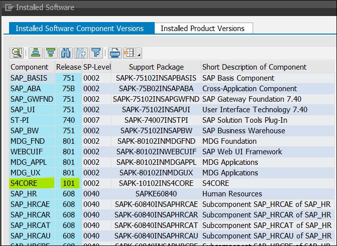 Sap S4 Hana Table Matdoc Sap S 4hana System Conversion