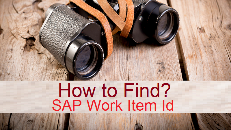 2 Simple Tricks to Determine the Work Item Id from Inbox |