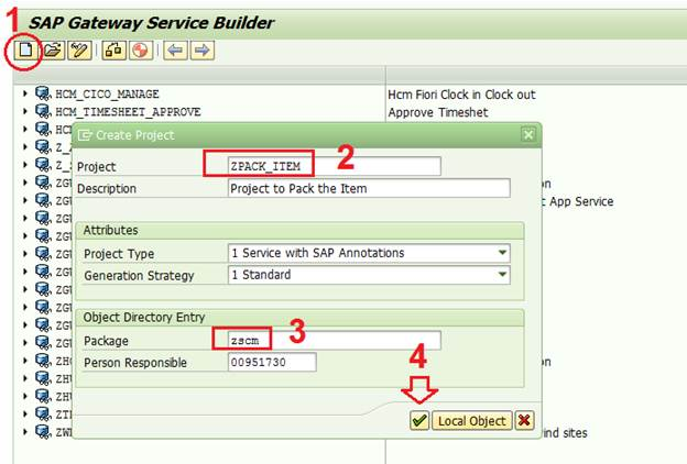 How to SAVE Deep Structure from SAPUI5 Screen? Exercise 3  