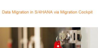 Data Migration Made Easy in S/4HANA via Migration Cockpit |