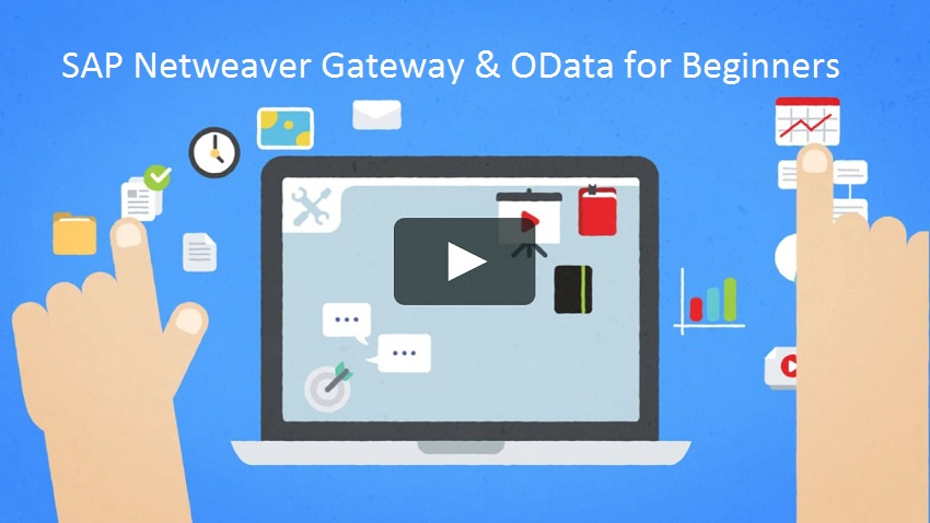 Introduction to SAP Netweaver Gateway & OData for Beginners  