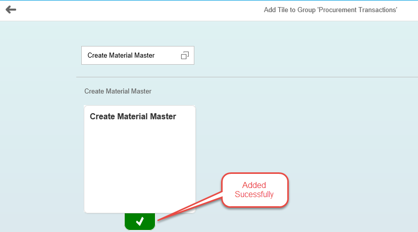 Steps to Expose your SAP GUI Transaction in Fiori Launchpad |