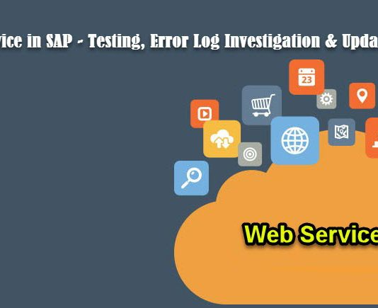 Real Project Issues in SAP Web Services & Solutions |