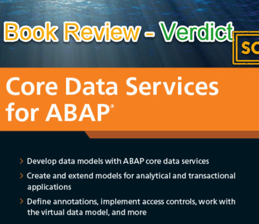 Core Data Services for ABAP - Review |