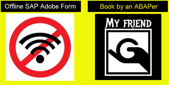 How to Create Offline Adobe Forms