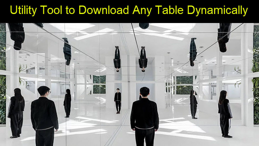 Easy Steps to Create Dynamic Internal Table and Structures |