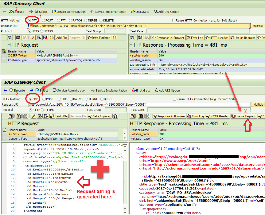 How to POST without modifying ~CHECK_CSRF_TOKEN in POSTMAN? |